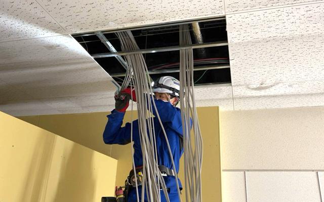 店舗・事務所等の電気設備設計・施工管理